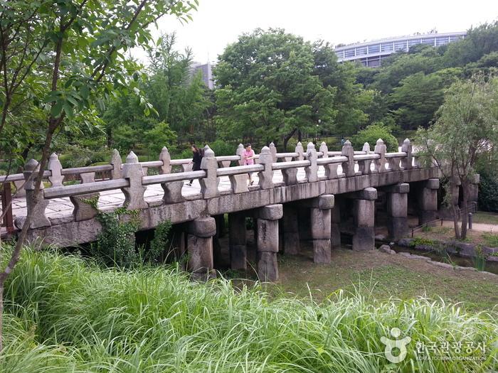 Парк Чанчхундан (장충단공원)2
