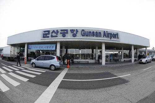 群山机场(군산공항)
