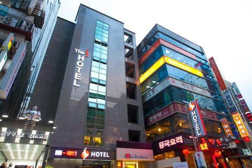 The S Hotel <br>더에스호텔