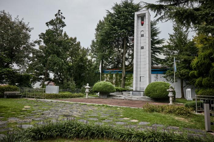 광주 경찰충혼탑