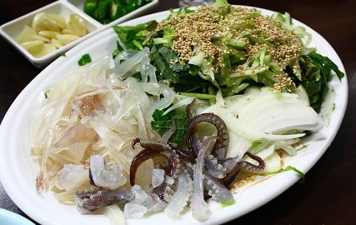 Cheongsongsan Ojingeo(청송산오징어)