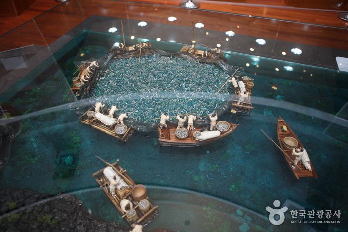 Музей ныряльщиц острова Чечжудо7