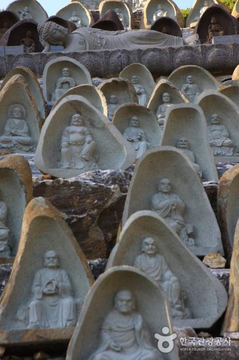 Wawoojongsa Temple (Waujeongsa) - Yongin (와우정사(용인))