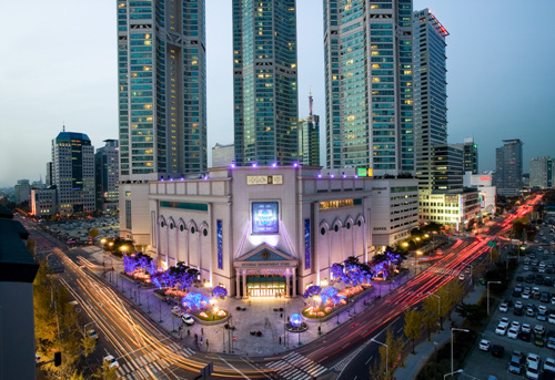 Hyundai Department Store - Mokdong Branch (현대백화점-목동점)