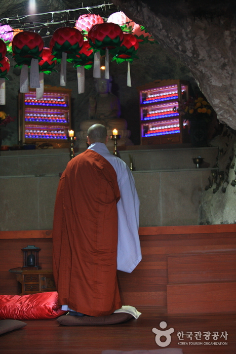 Golgulsa Temple (Gyeongju) (골굴사 (경주))