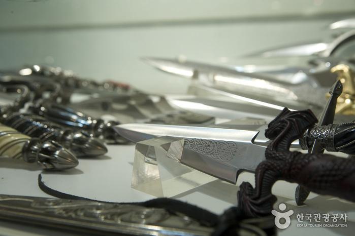 刀劍展示館(칼 갤러리)7