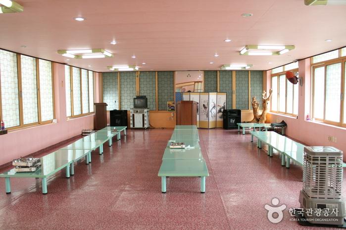 クムボク会館(금복회관)