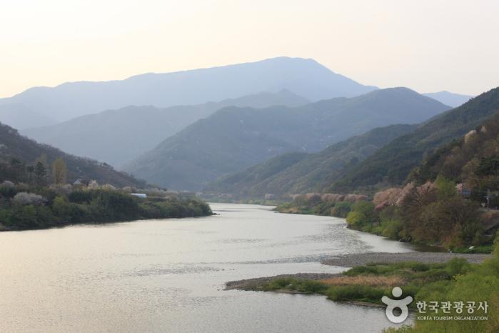 Seomjingang River (섬진강)