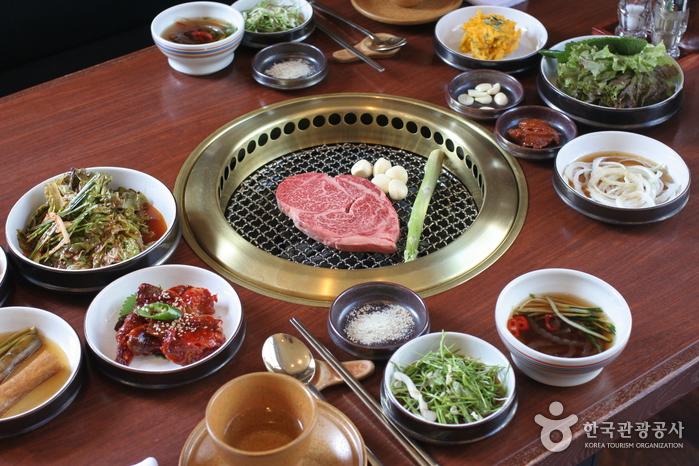 碧帝カルビ(新村店)(벽제갈비(신촌점))