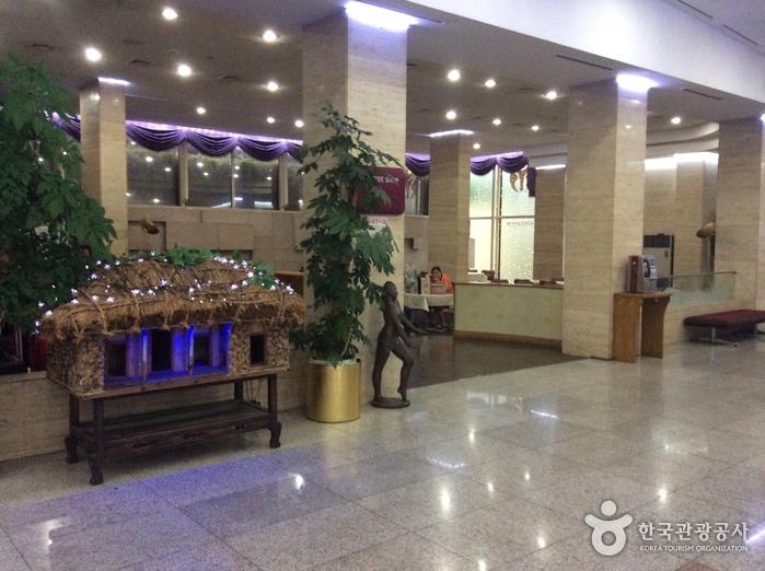 濟州珍珠觀光飯店(제주 펄 관광호텔)
