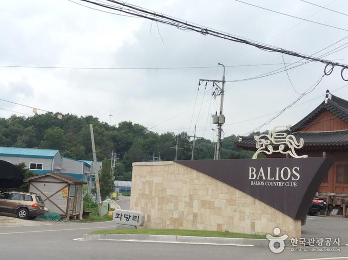 발리오스 컨트리클럽