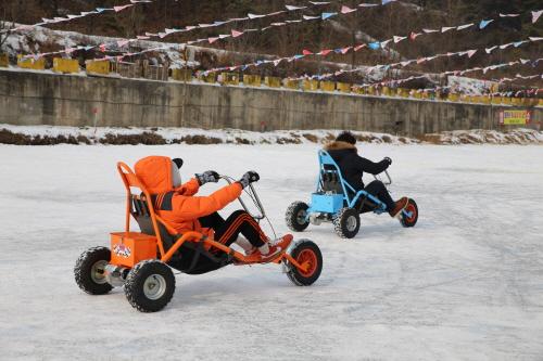 양평 대자연 빙어송어축제 2018 사진16