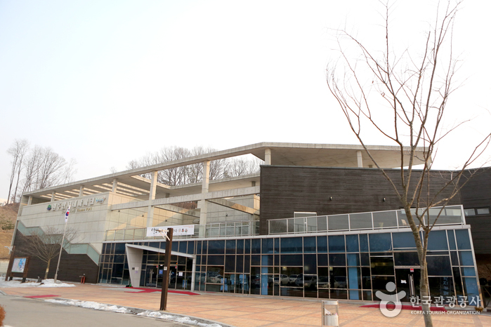 Hanji Thema Park de Wonju 원주한지테마파크