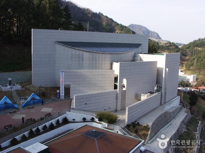 独島博物館(독도박물관)