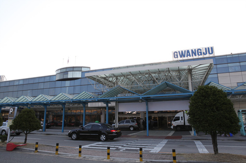 Gwangju Airport (광주공항)