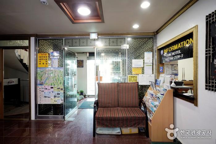 サンレジャーテル[韓国観光品質認証](썬레저텔[한국관광품질인증/Korea Quality])