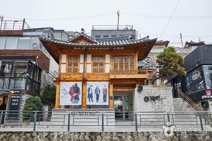 チルギョンイ(三清店)[韓国観光品質認証](질경이(삼청점)[한국관광품질인증/Korea Quality])
