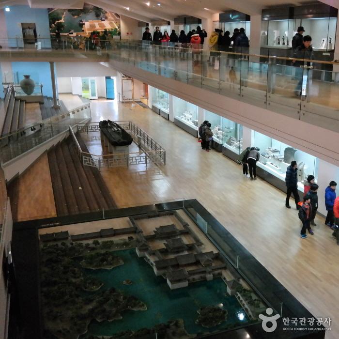 Gyeongju National Museum (국립경주박물관)