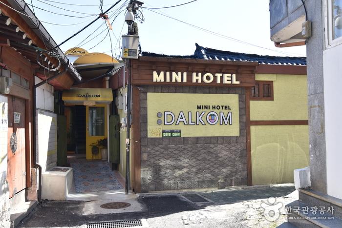 迷你甜蜜酒店1미니호텔 달콤1