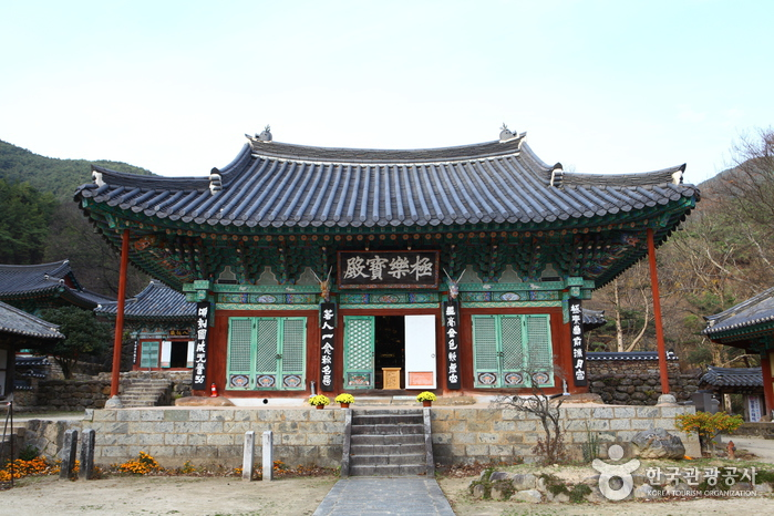 泉隠寺(求礼)(천은사(구례))