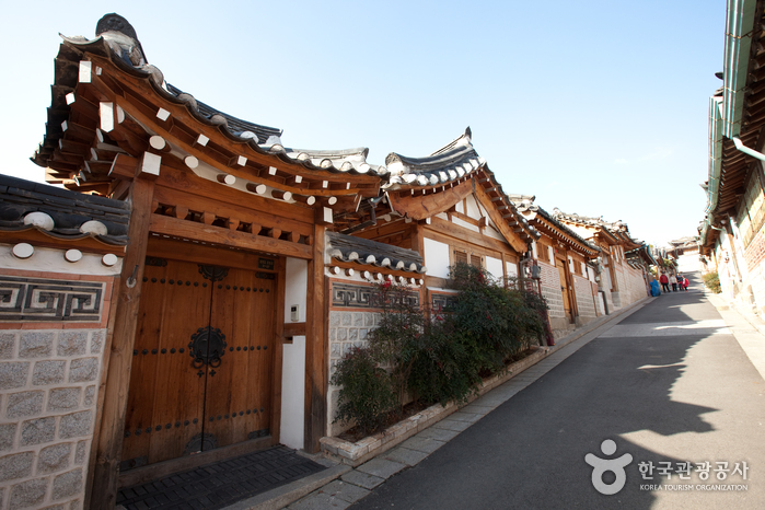 Eight Scenic Views of Bukchon (북촌 8경)
