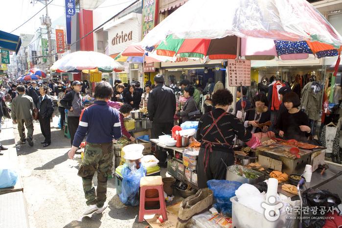 Gwangbokdong Food St...
