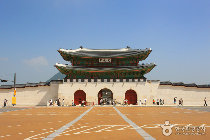 Gwanghwamun Gate (...