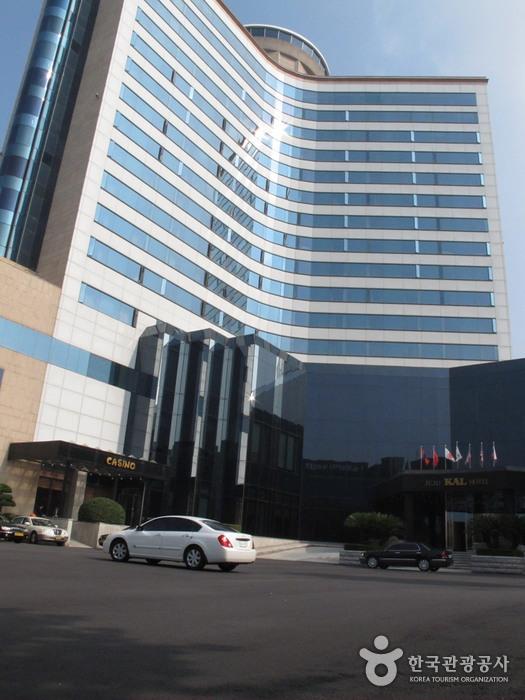 Отель KAL Jeju (제주KAL호텔)