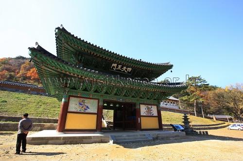 Tempel Guryongsa (구룡사)