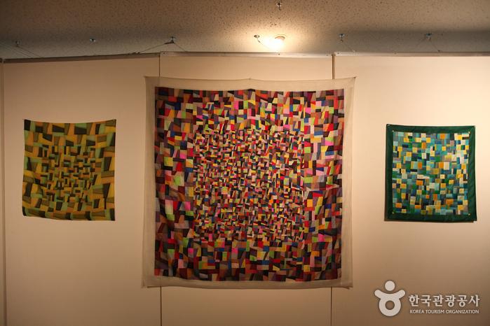 Музей текстиля и квилтинга Чхочжон14