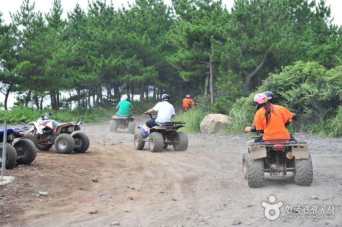 Trash: Sanbada ATV Experience Center (Sanbada Leisure) (산바다 ATV체험장 (산바다레져))