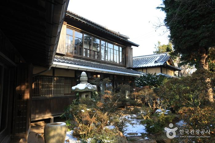 Японский традиционный дом в Кунсане (Дом Хироцу) / (군산 신흥동 일본식가옥(히로쓰 가옥)) 27