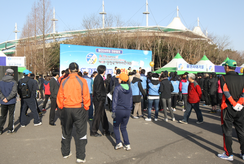 Internationaler Halbmarathon Incheon (인천국제하프마라톤대회)