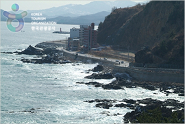 Samcheokhang Port – Along Saecheonnyeon Coastal Road