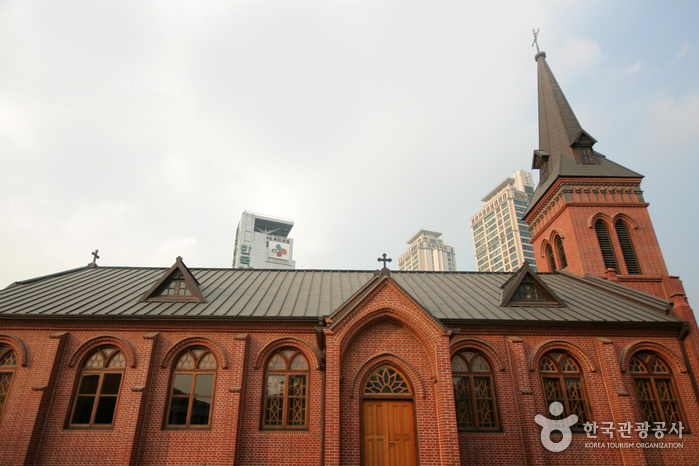 Seoul Yakhyeon Catholic Church (서울 약현성당)