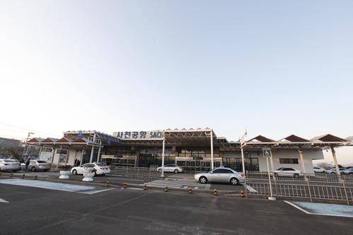 泗川机场(사천공항)