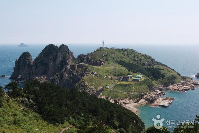 Somaemuldo Island (소매물도)