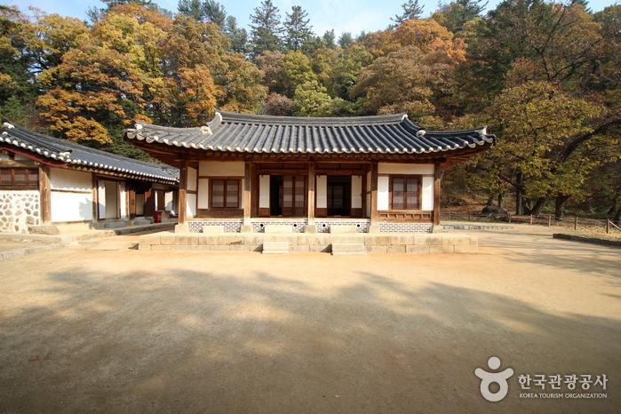 Gwangneung Royal Tomb [UNESCO World Heritage] (남양주 광릉 [유네스코 세계문화유산])