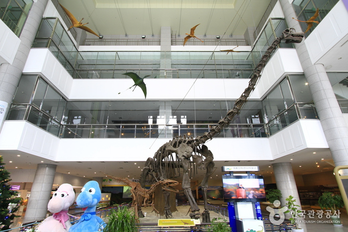계룡산자연사박물관