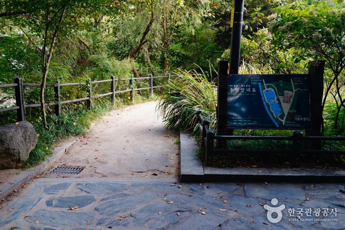 관악산 호수공원