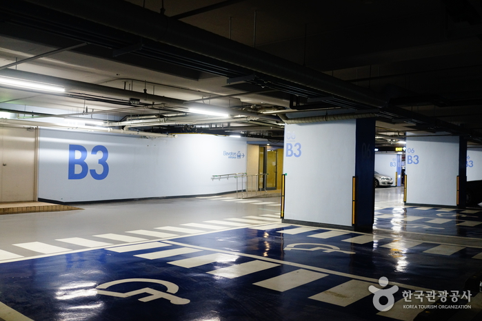 Casino Paradise de Busan (파라다이스 카지노 부산)13