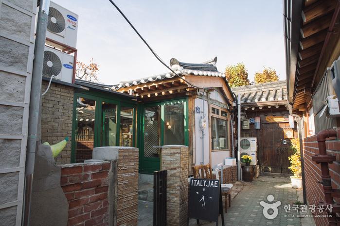 Ресторан Italyjae (이태리재)2