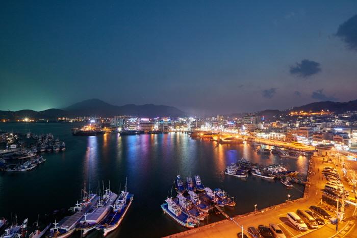 Порт Кангуан (강구안)3