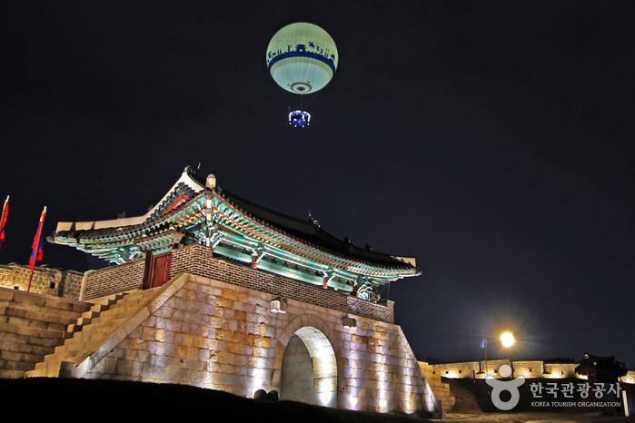 Ворота Чханнёнмун в крепости Хвасон в Сувоне2
