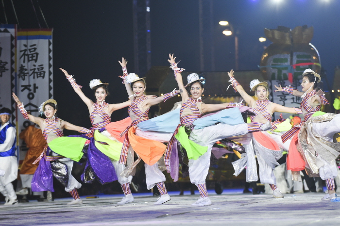 원주 윈터 댄싱카니발 2018