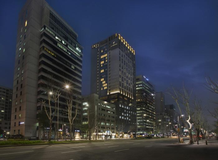 ロッテホテルL7江南(롯데호텔 L7 강남)