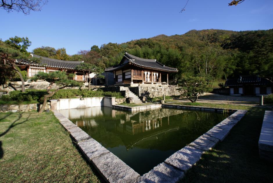 Aldea Tradicional Oseong (오성한옥마을)4