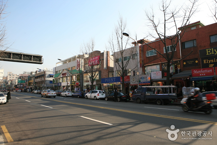 small photo about Itaewon Special Tourist Zone