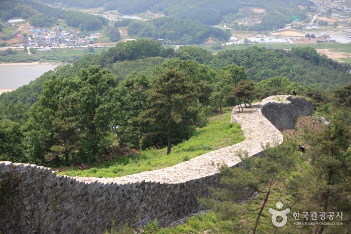 Site de la forteresse de Pasa (파사성지)