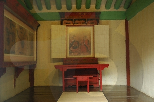 Jongmyo Shrine [UNESCO World Heritage] (종묘 [유네스코 세계문화유산])